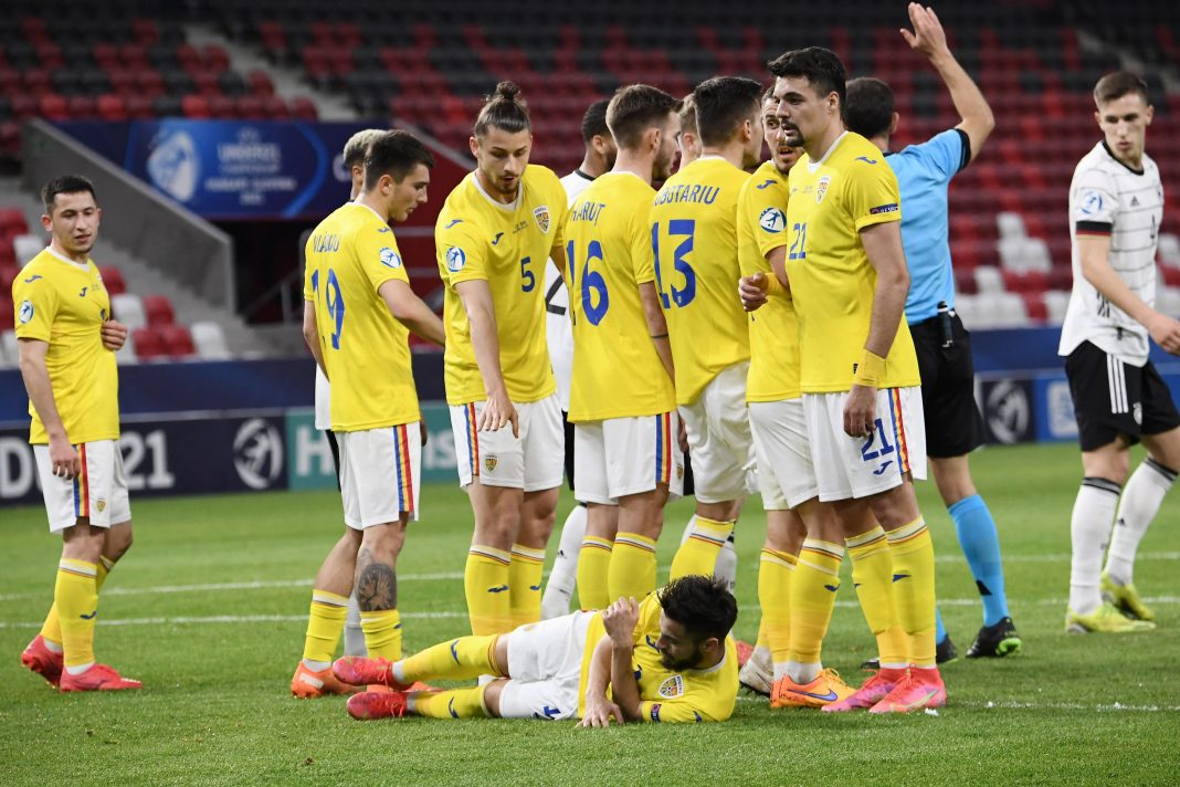 Romania u21 reactii