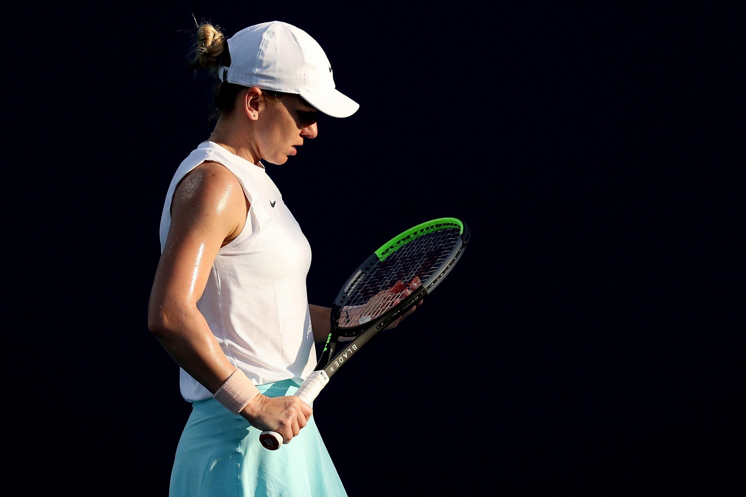 Simona Halep Miami Open scaled