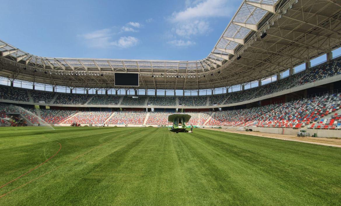 ghencea stadion