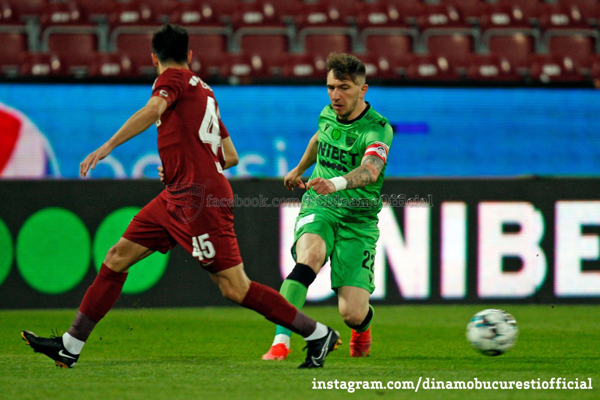 Dinamo CFR Sorescu