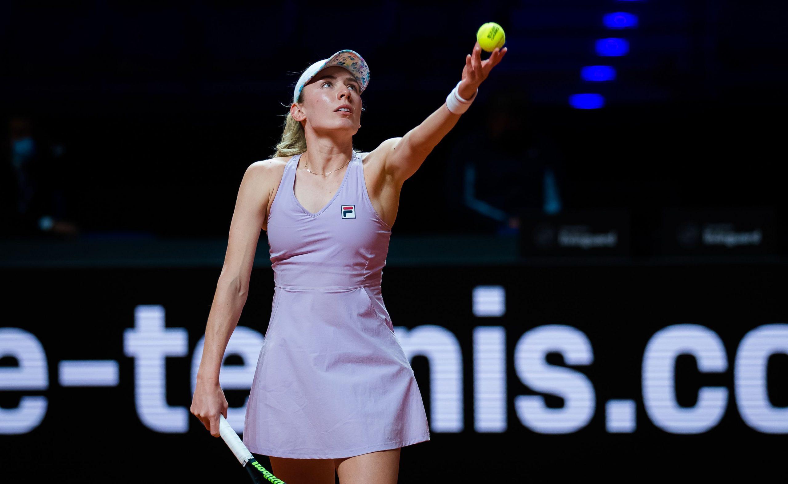 Ekaterina Alexandrova WTA scaled