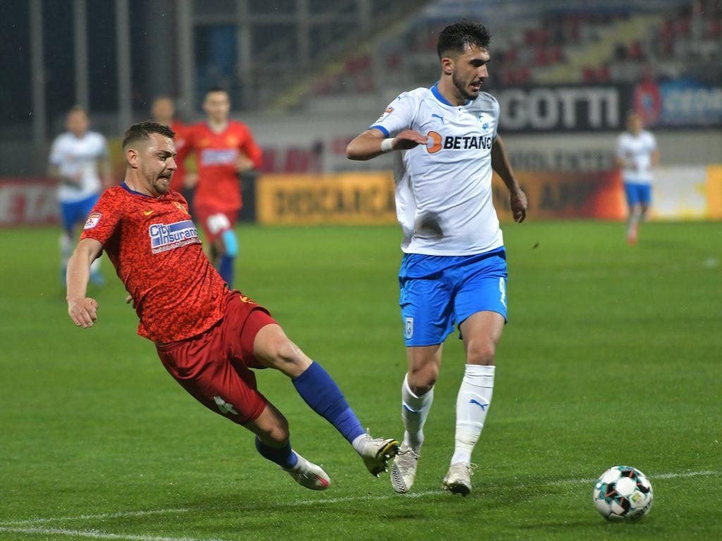 FCSB CSU Craiova – Andrei Ivan și Miron