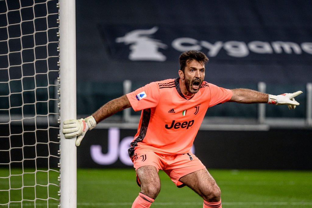 Juventus vs Parma, Turin, Piedmont, Italy – 21 Apr 2021