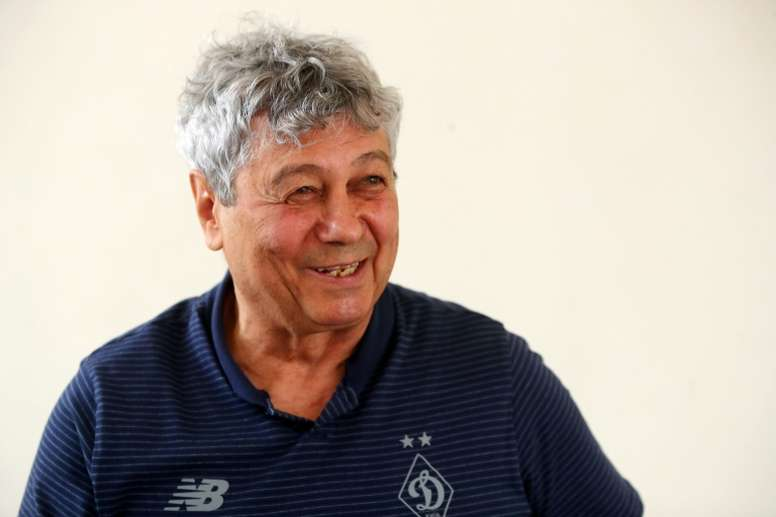 Mircea Lucescu Dinamo Kiev