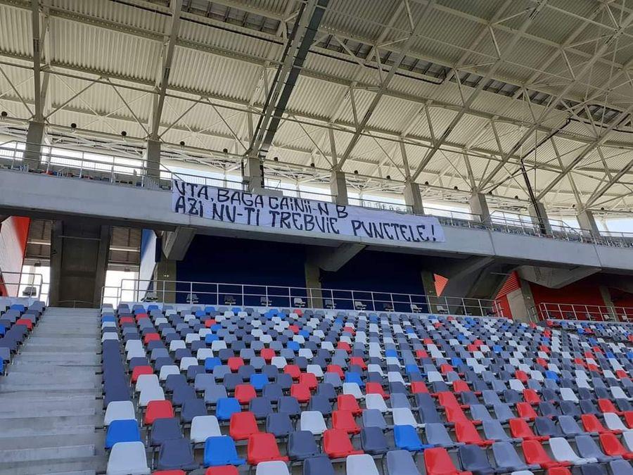 Suporteri Steaua banner