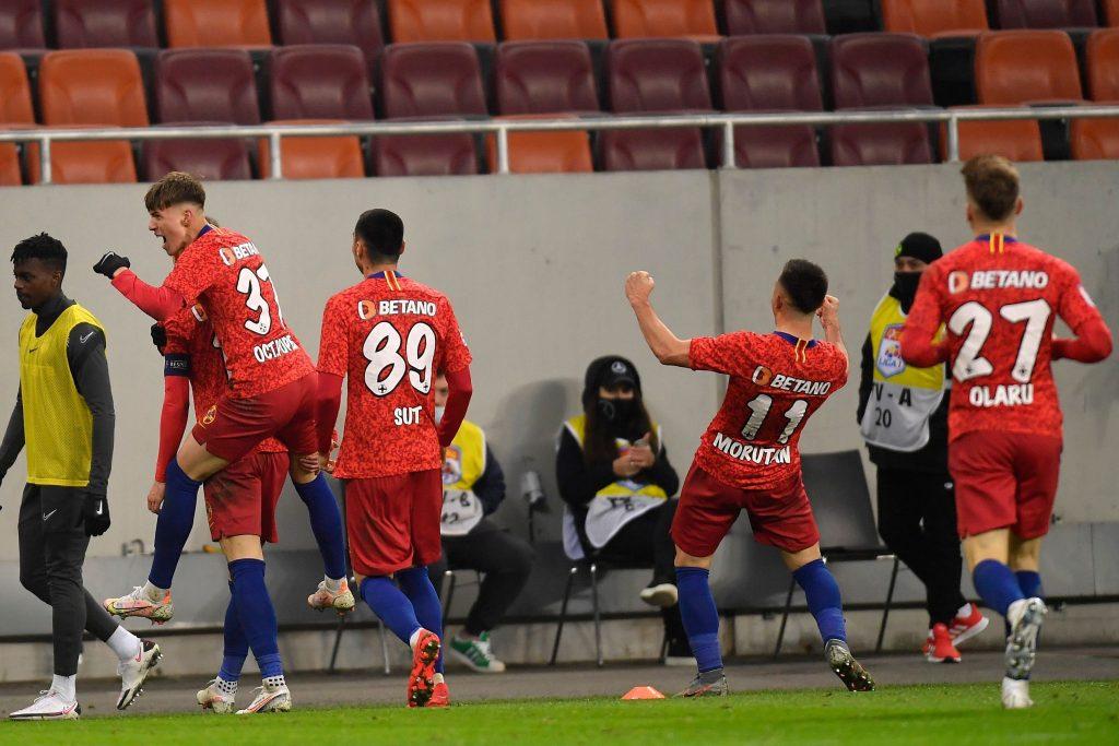 FCSB v CFR Cluj – Liga 1, Sursa Foto: Profimedia Images