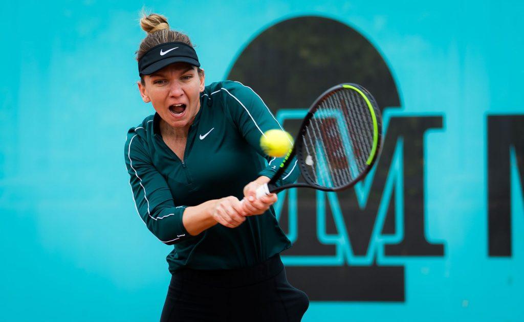Mutua Madrid Open, Tennis, La Caja Magica, Madrid, Spain – 29 Apr 2021