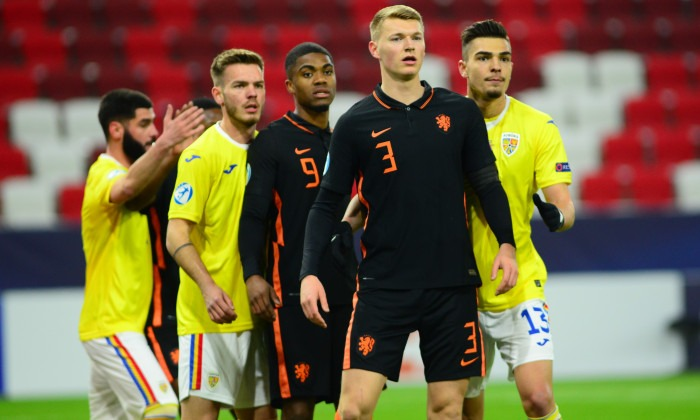 romania olanda U21 1