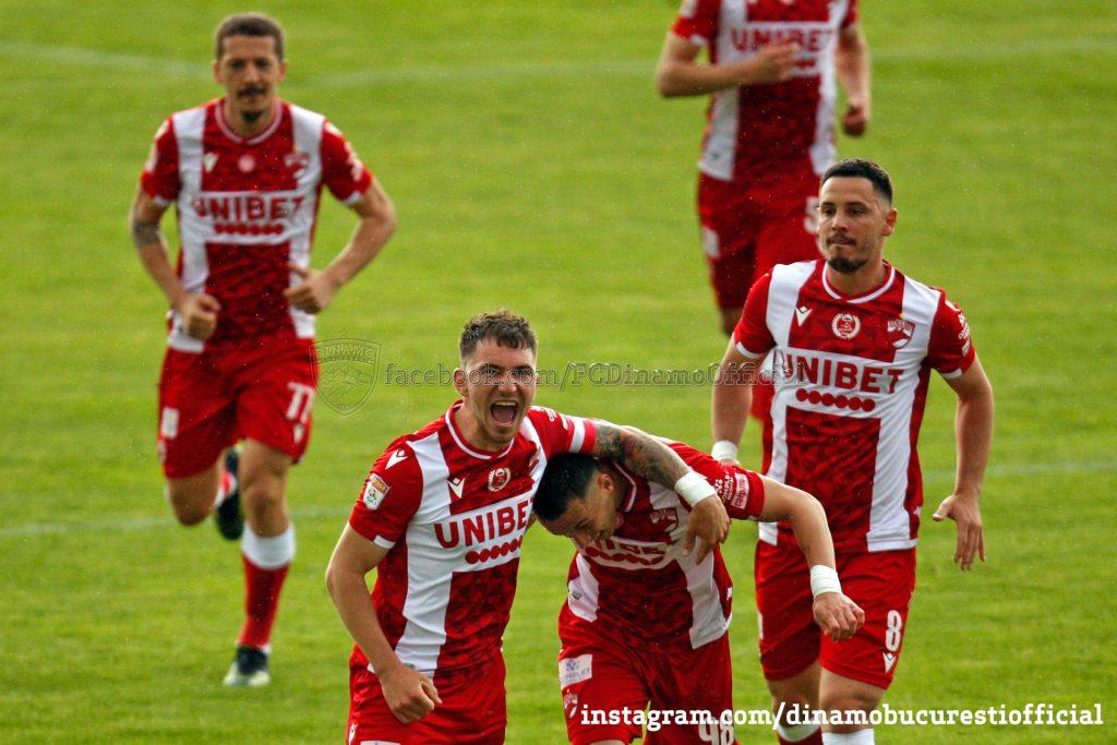 Dinamo, Sorescu, bucurie