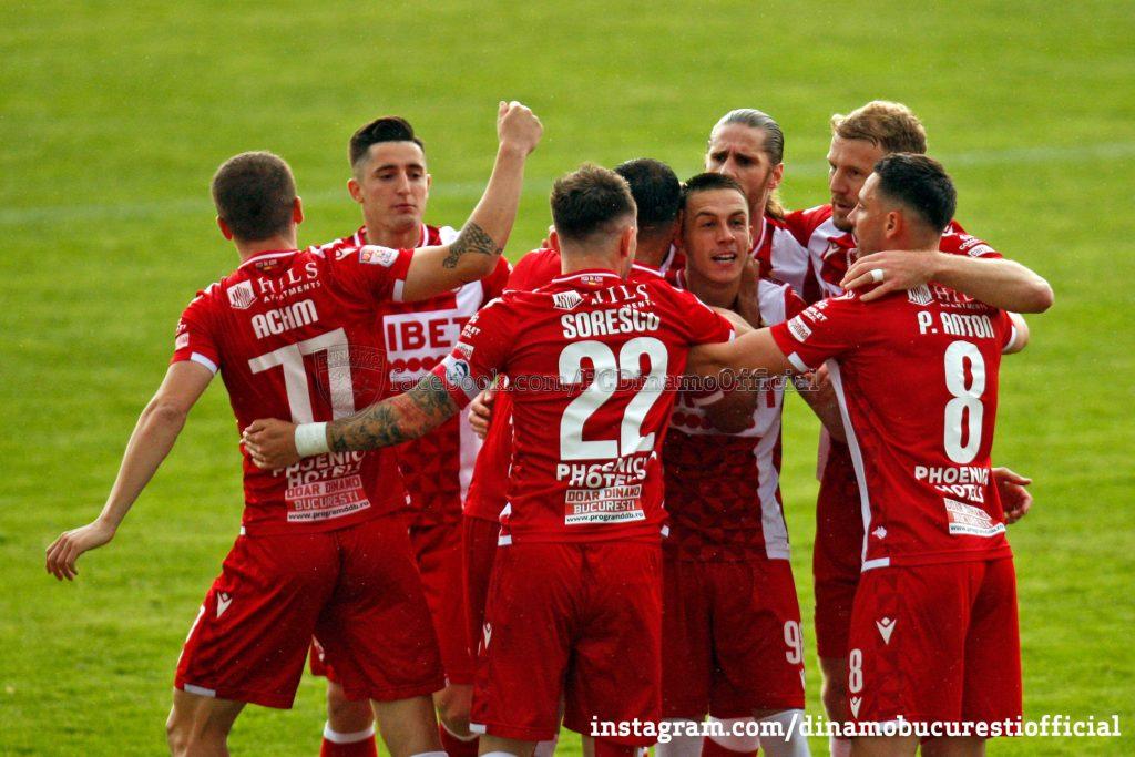 Dinamo bucurie
