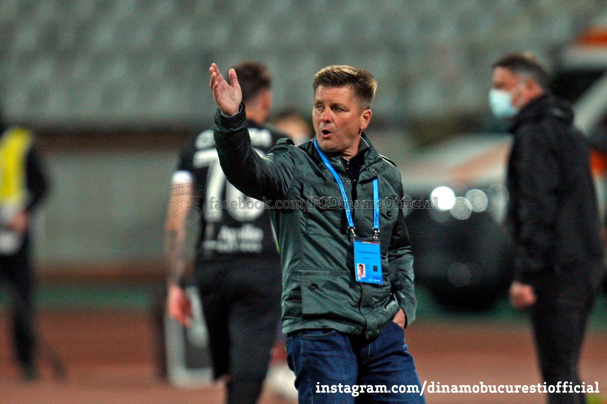 """EXCLUSIV   Explicația minunii reușite de Dușan Uhrin pe banca lui Dinamo: """"Nu pleacă urechea la nimeni"""""""
