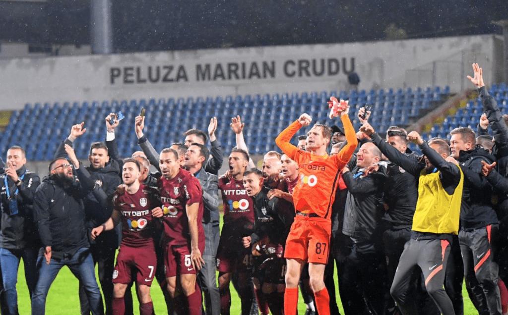 CFR Cluj, campioană 2020-2021