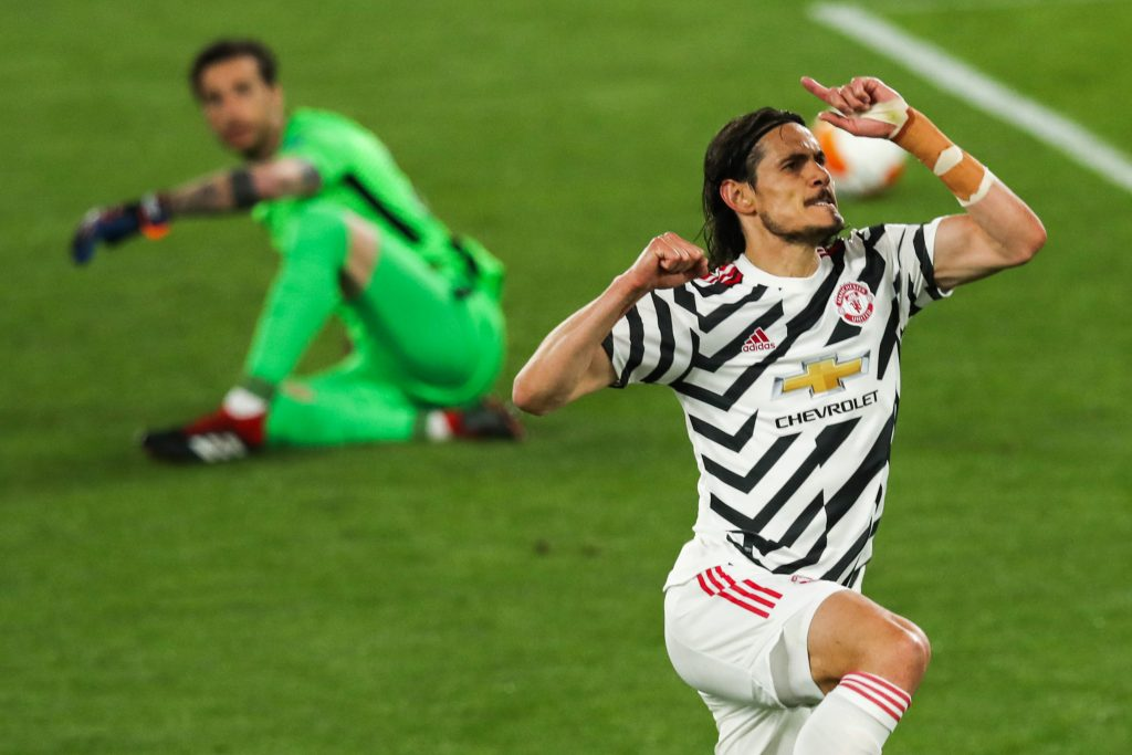 Roma v Manchester United, UEFA Europa League Semi-final 2nd Leg, Stadio Olimpico, Rome, Italy – 06 May 2021
