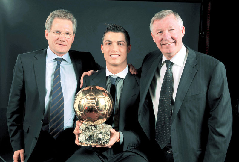 Laszlo Boloni, Ronaldo