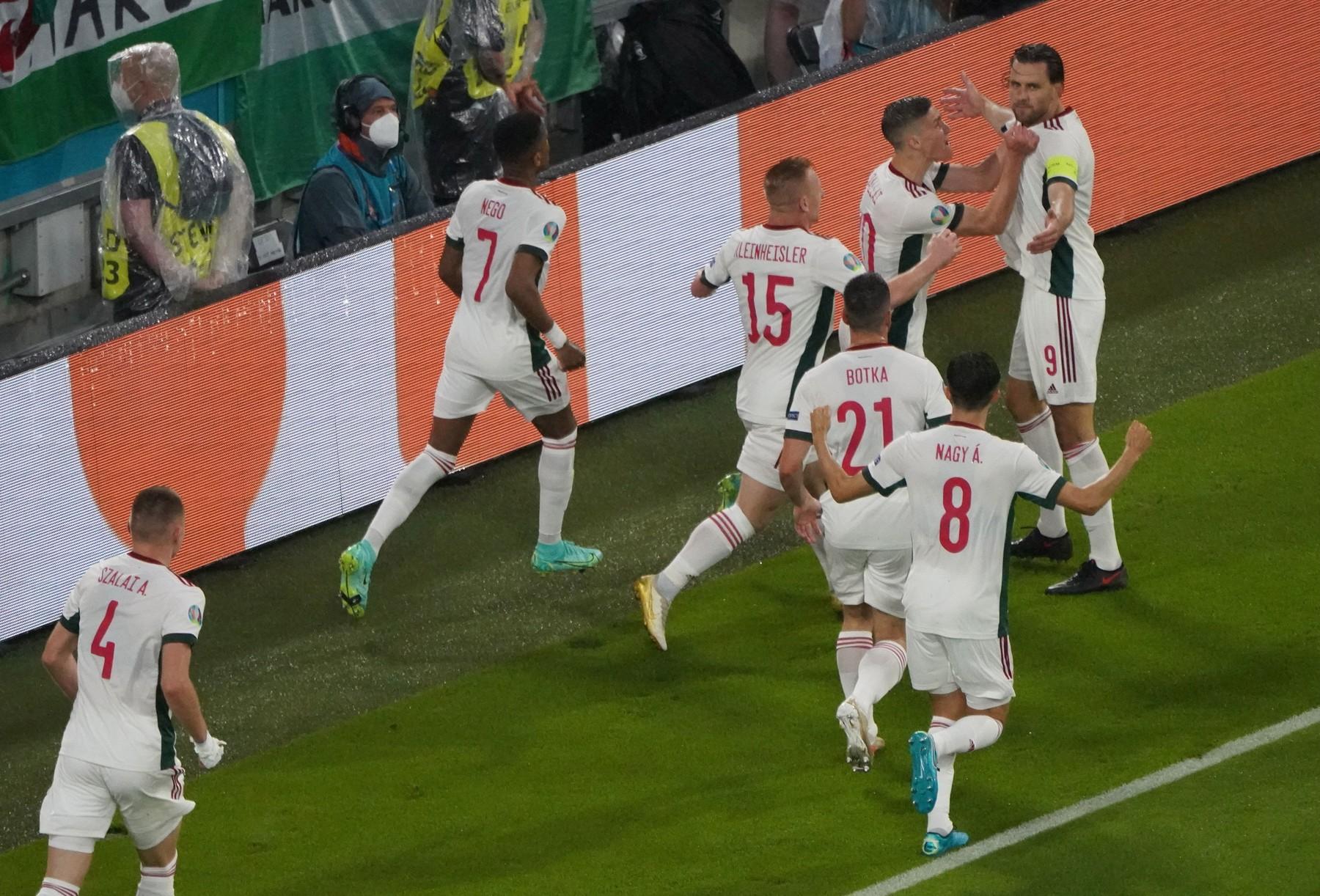Germania – Ungaria/Sursa foto: Profimedia Images