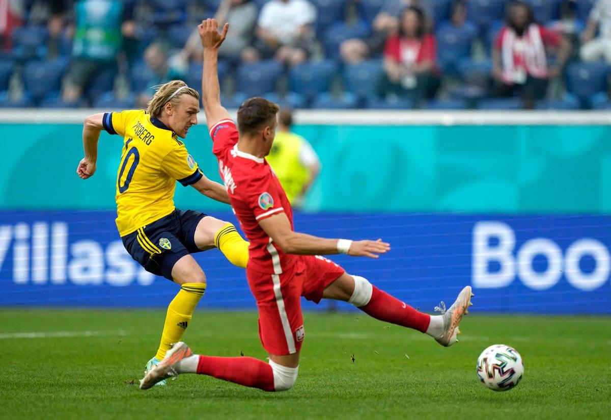 Suedia – Polonia 3-2