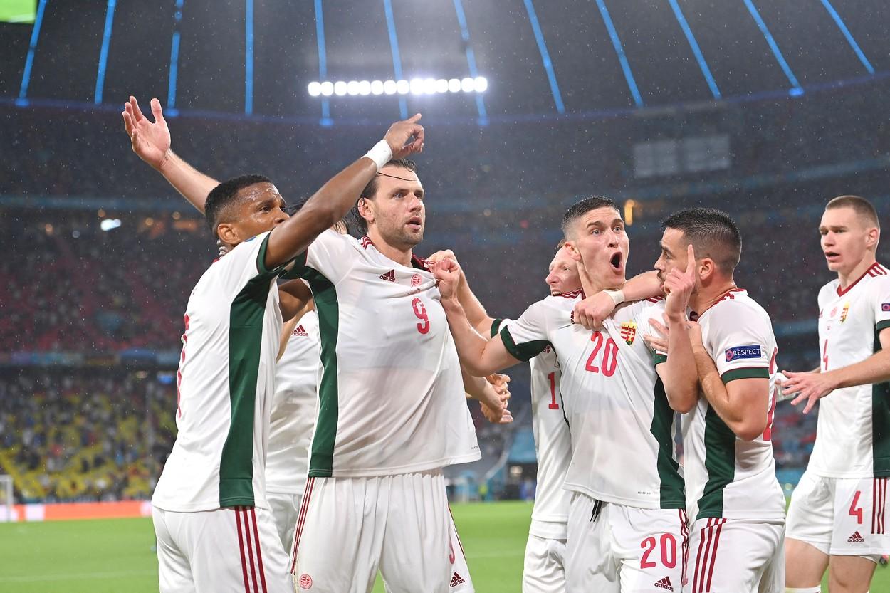 Germania-Ungaria, Sursa Foto: Profimedia Images
