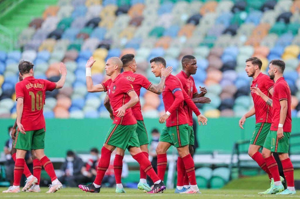 Friendly: Portugal vs Israel