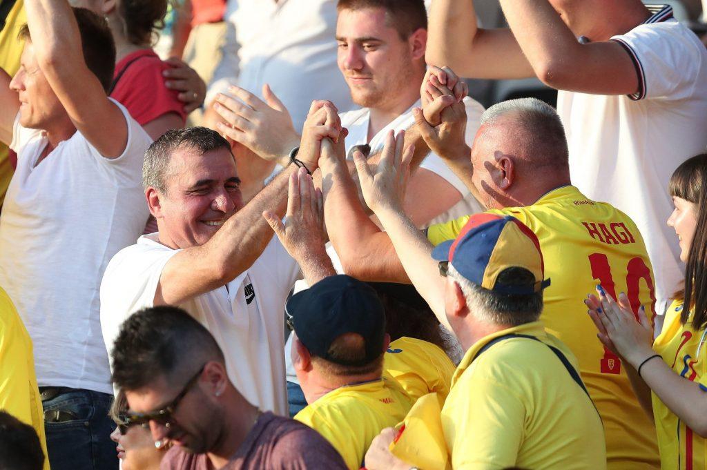 Romania v Croatia, 2019 UEFA European Under-21 Championship, Group C, Football, San Marino Stadium, Serravalle, San Marino – 17 Jun 2019