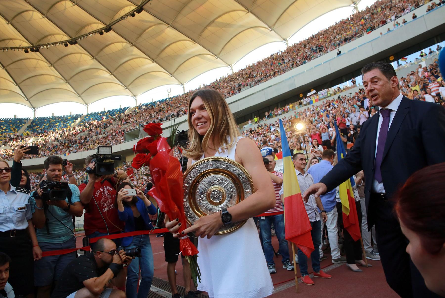 Simona Halep, Sursă foto: Profimedia Images