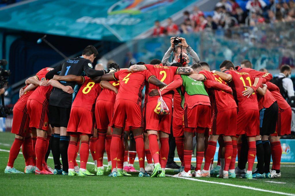 Euro2020 D1 Group B Russia Vs Belgium, Saint Petersburg, Russia – 12 Jun 2021