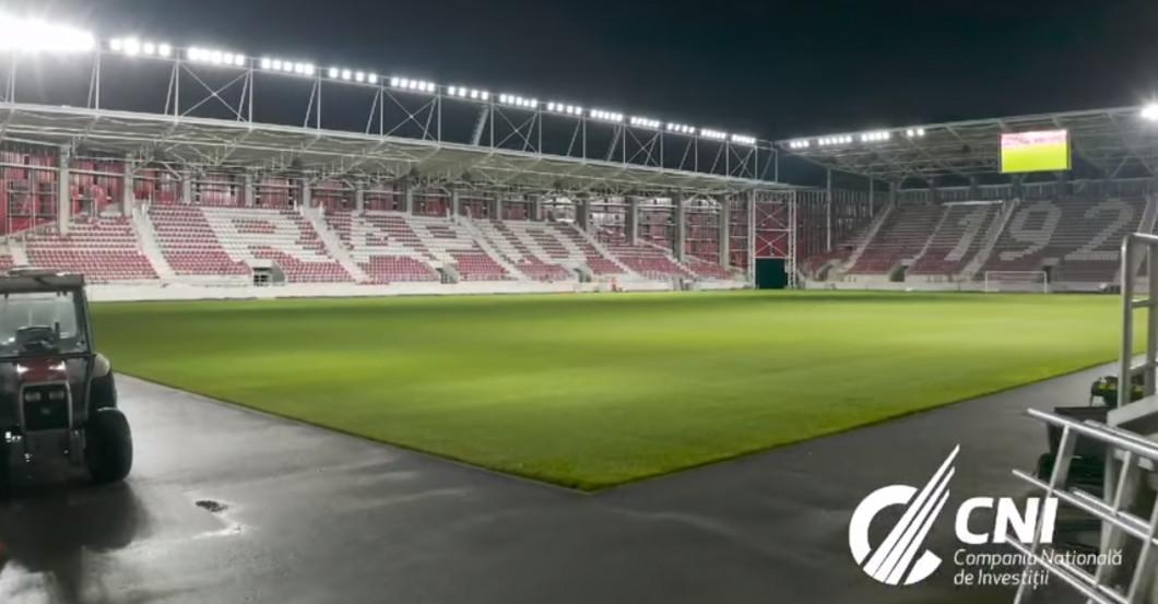 Stadionul Rapidului