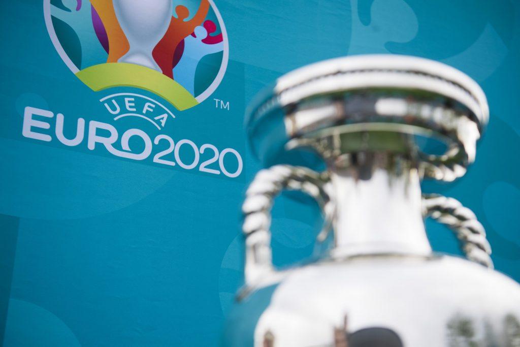 Euro 2020 Trophy Tour – London