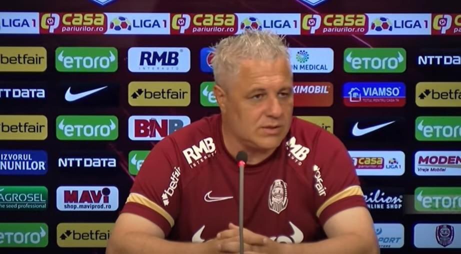 Marius Șumudică, CFR