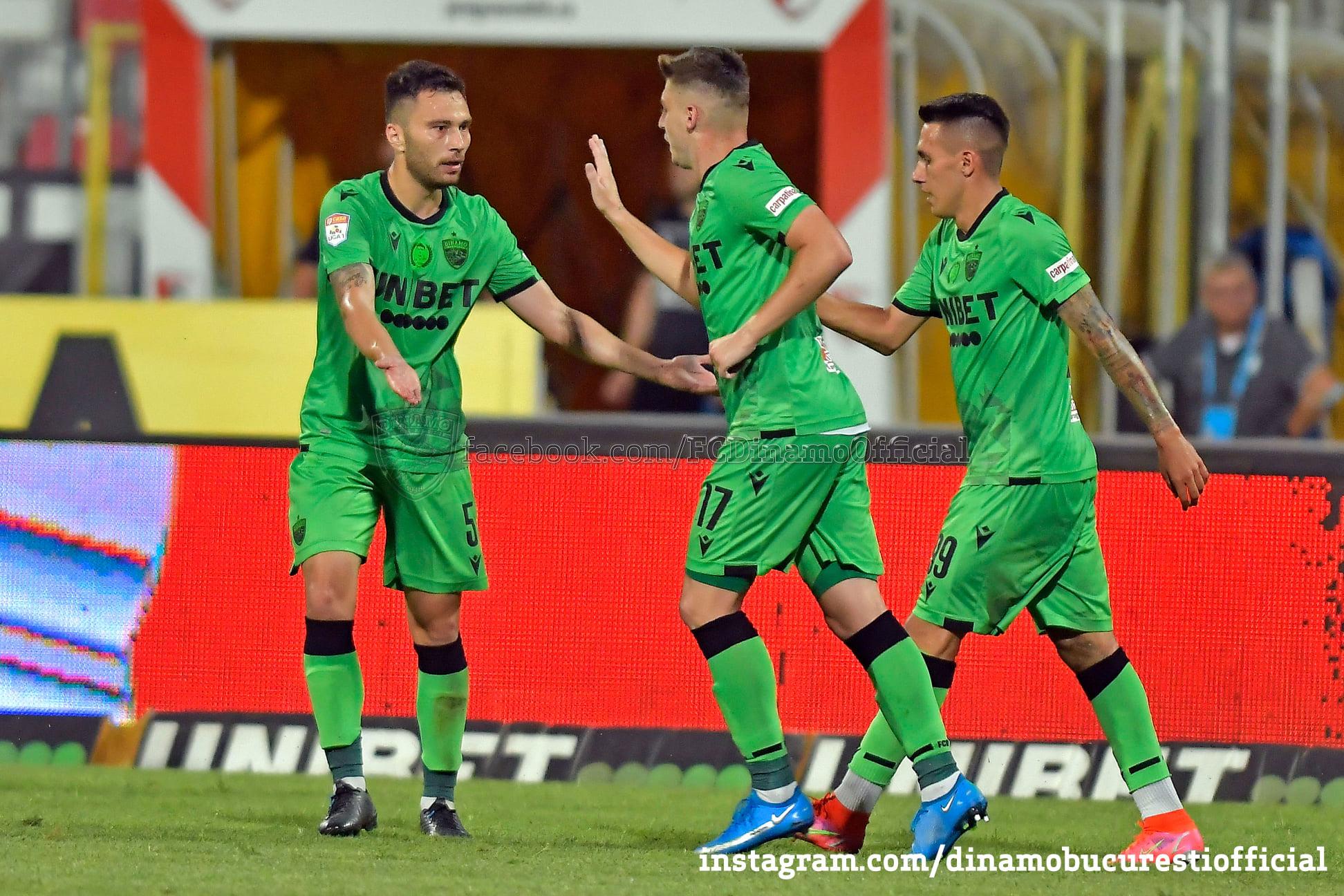 Dinamo, sursa foto: Dinamo/Facebook