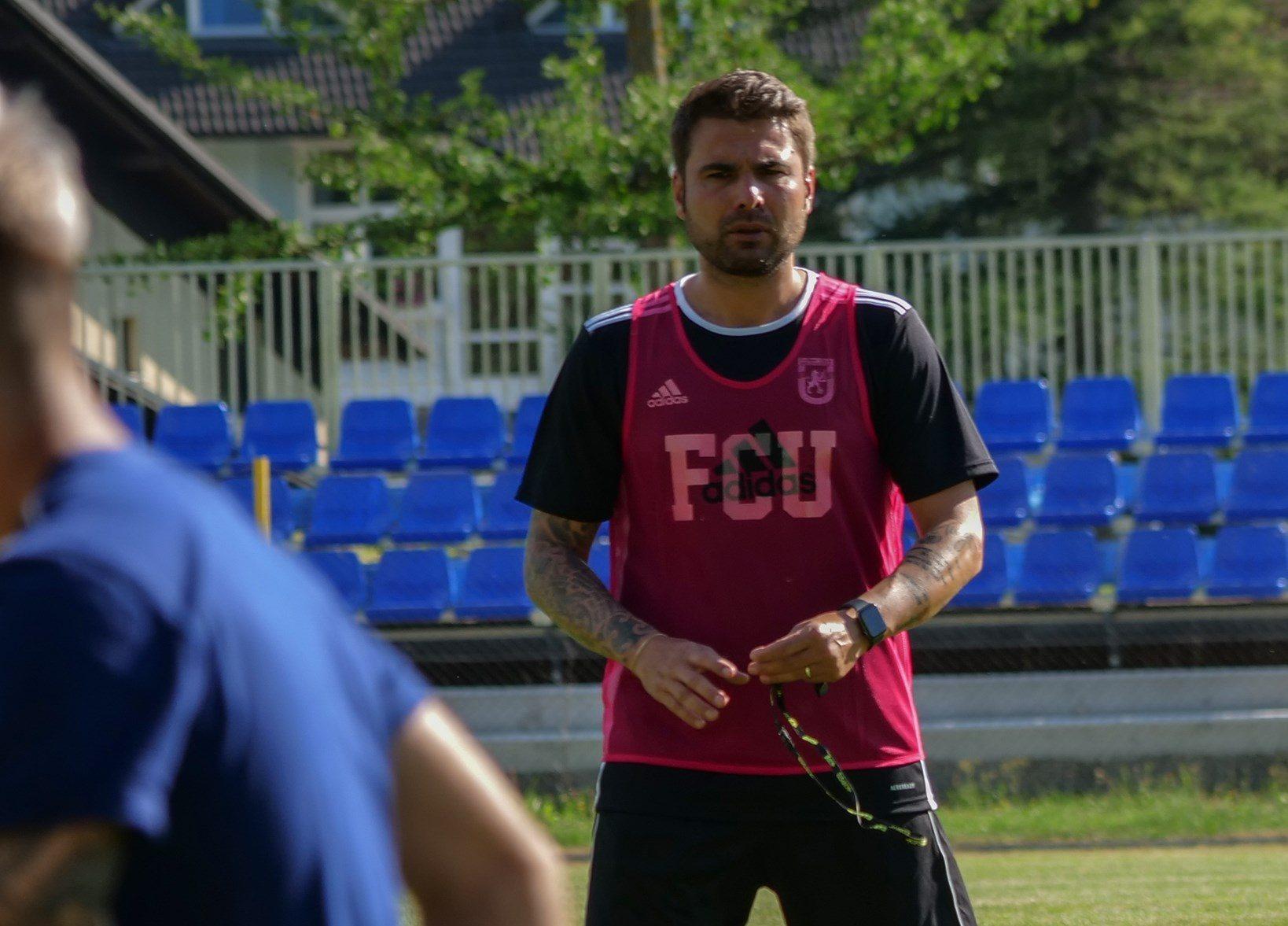 Adi Mutu, FC U Craiova