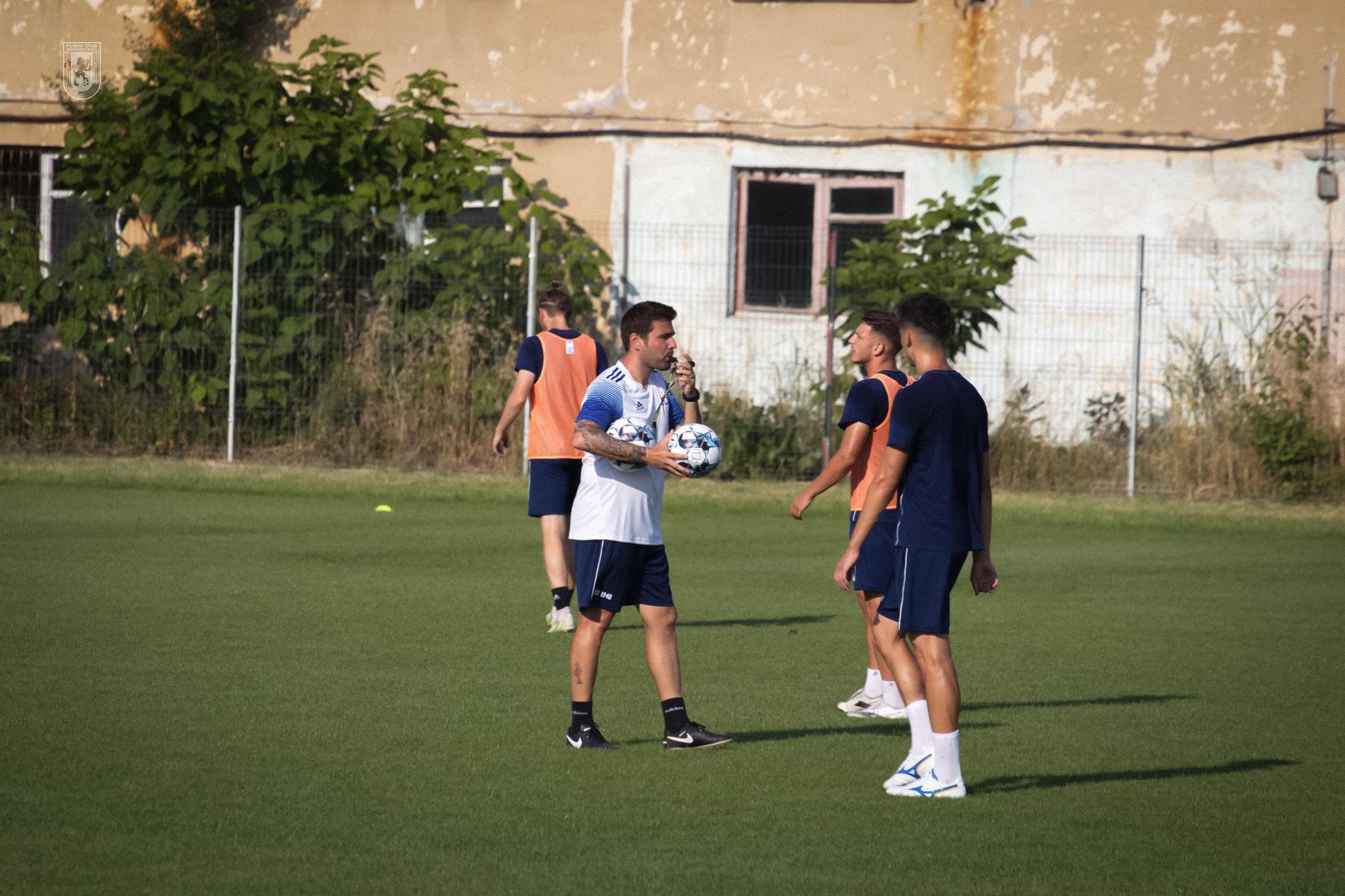 Adrian Mutu, FC U Craiova
