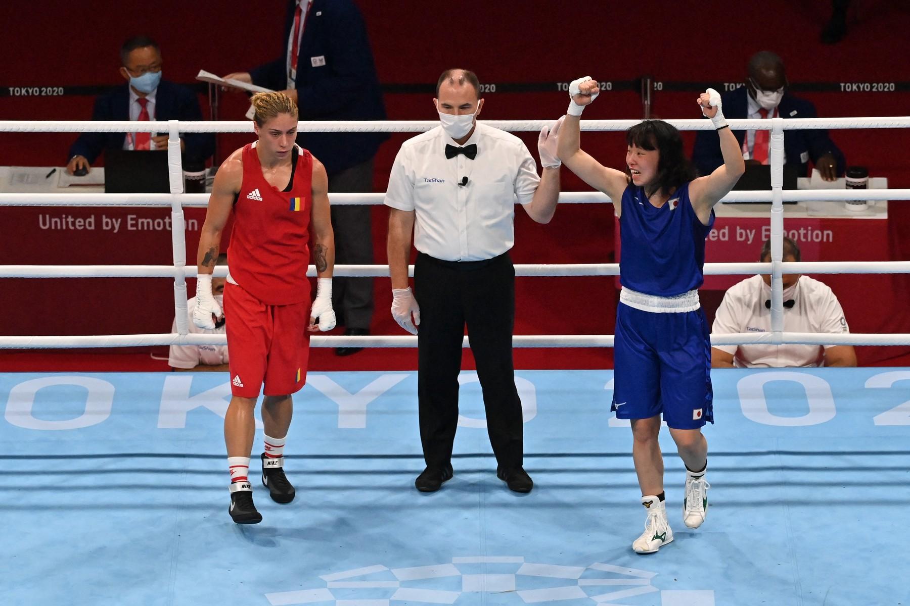 Claudia Nechita la Jocurile Olimpice/Sursa foto: Profimedia Images