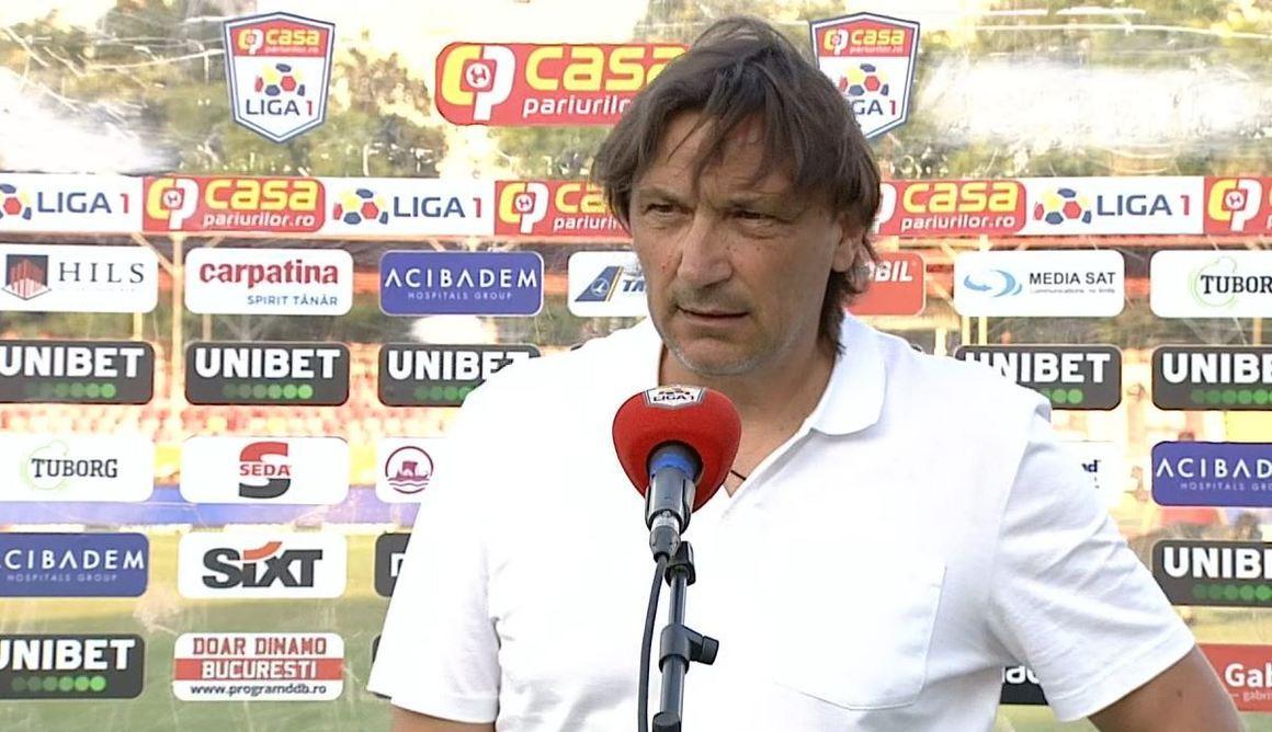 Dario Bonetti, Dinamo