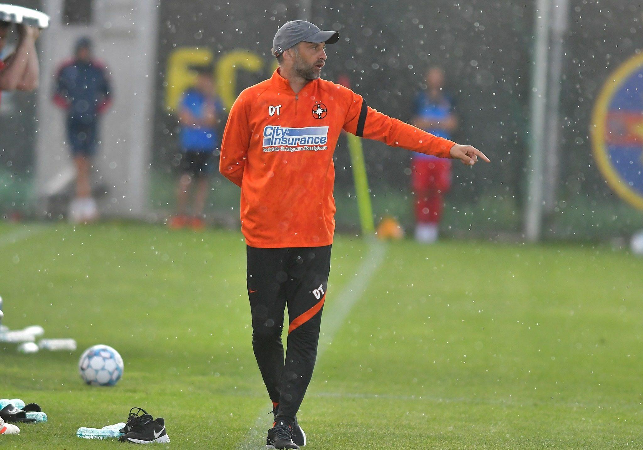 Dinu Todoran, antrenorul celor de la  FCSB