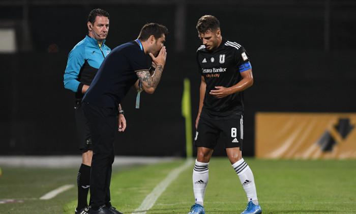 Dragoş Albu/Sursa Foto: Sport Pictures