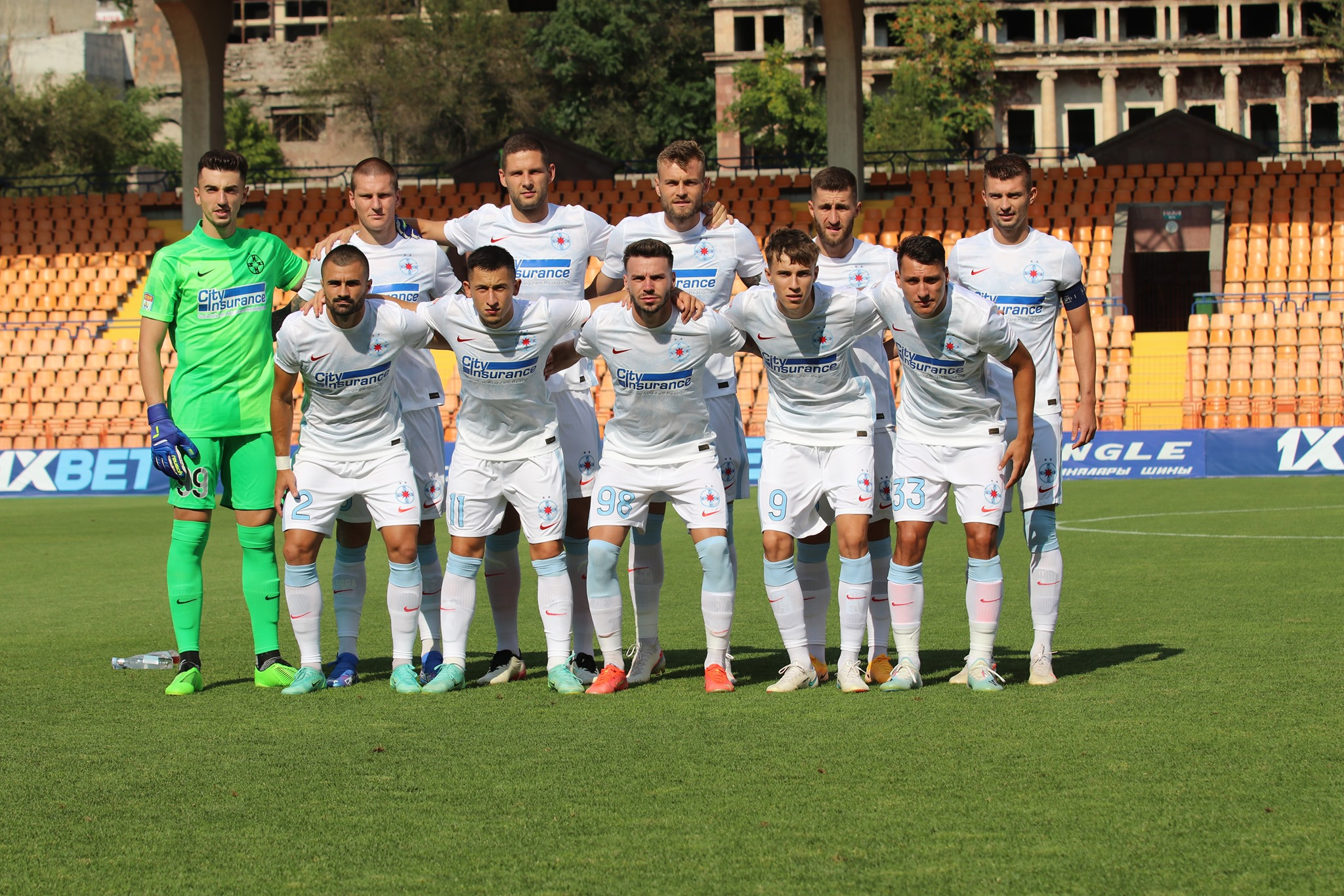 FCSB – Karagandy