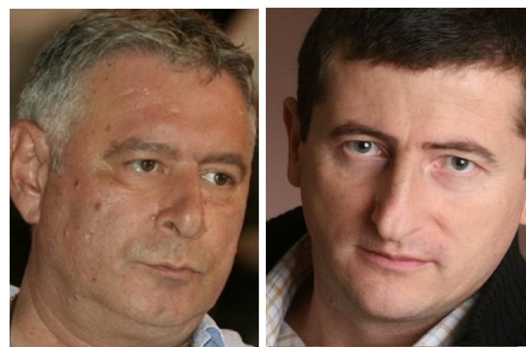 Mădălin Voicu şi Grigore Cartianu