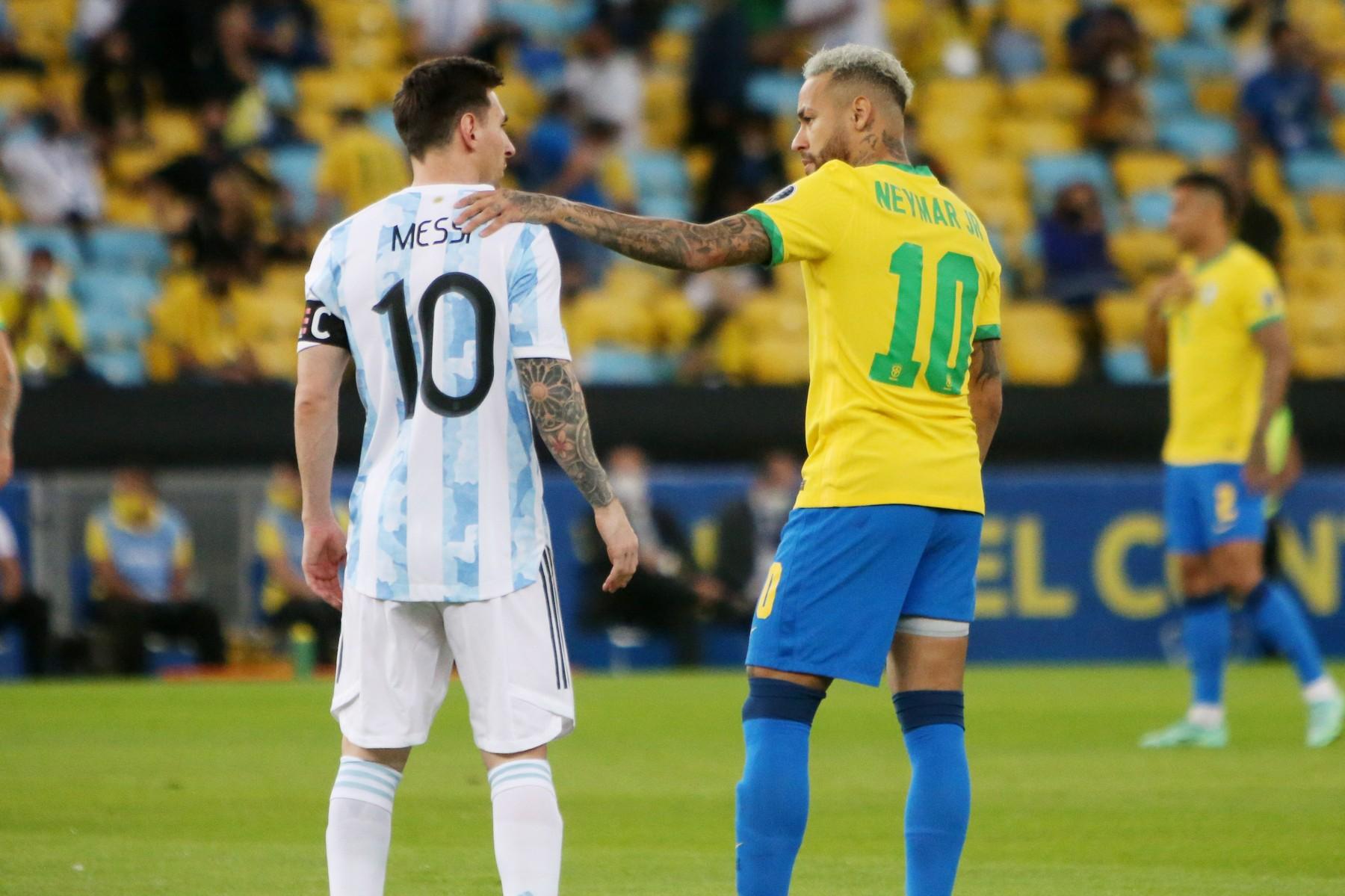 Messi şi Neymar/Sursa foto: Profimedia Images