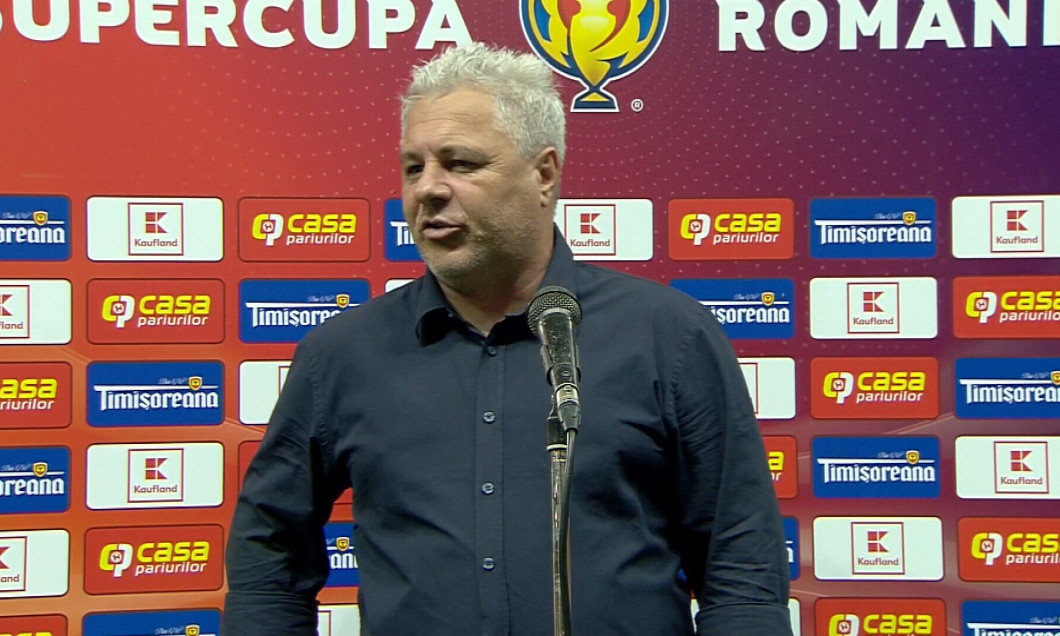 Marius Șumudică, sursa foto: captură Digisport