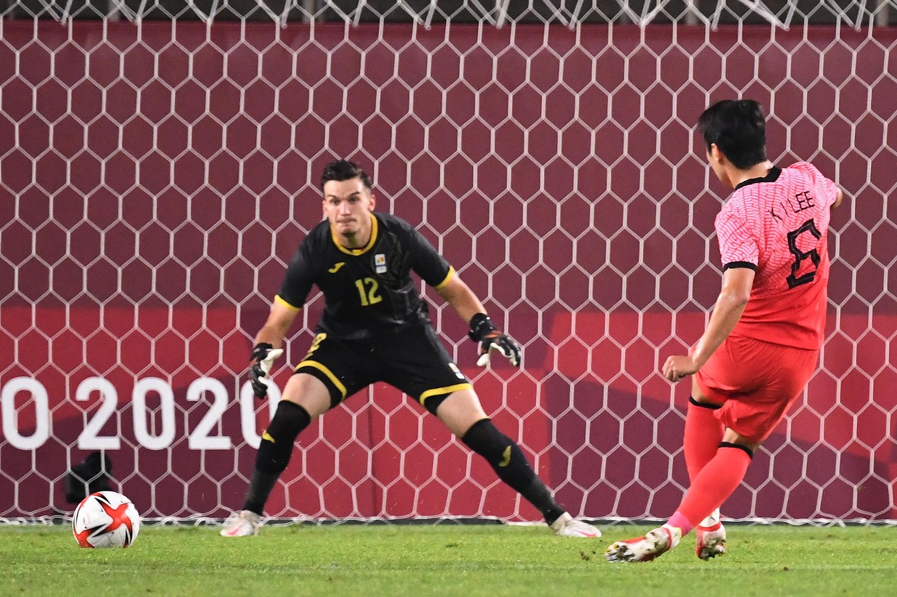 România U23/Sursa foto: Profimedia Images