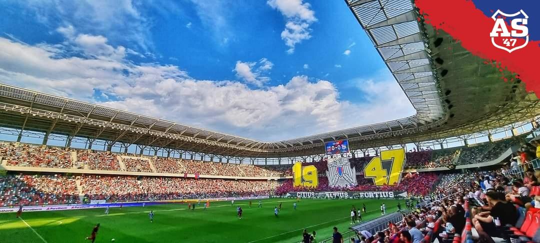 "Steaua Bucuresti, sursa foto ""AS 47″/Facebook"