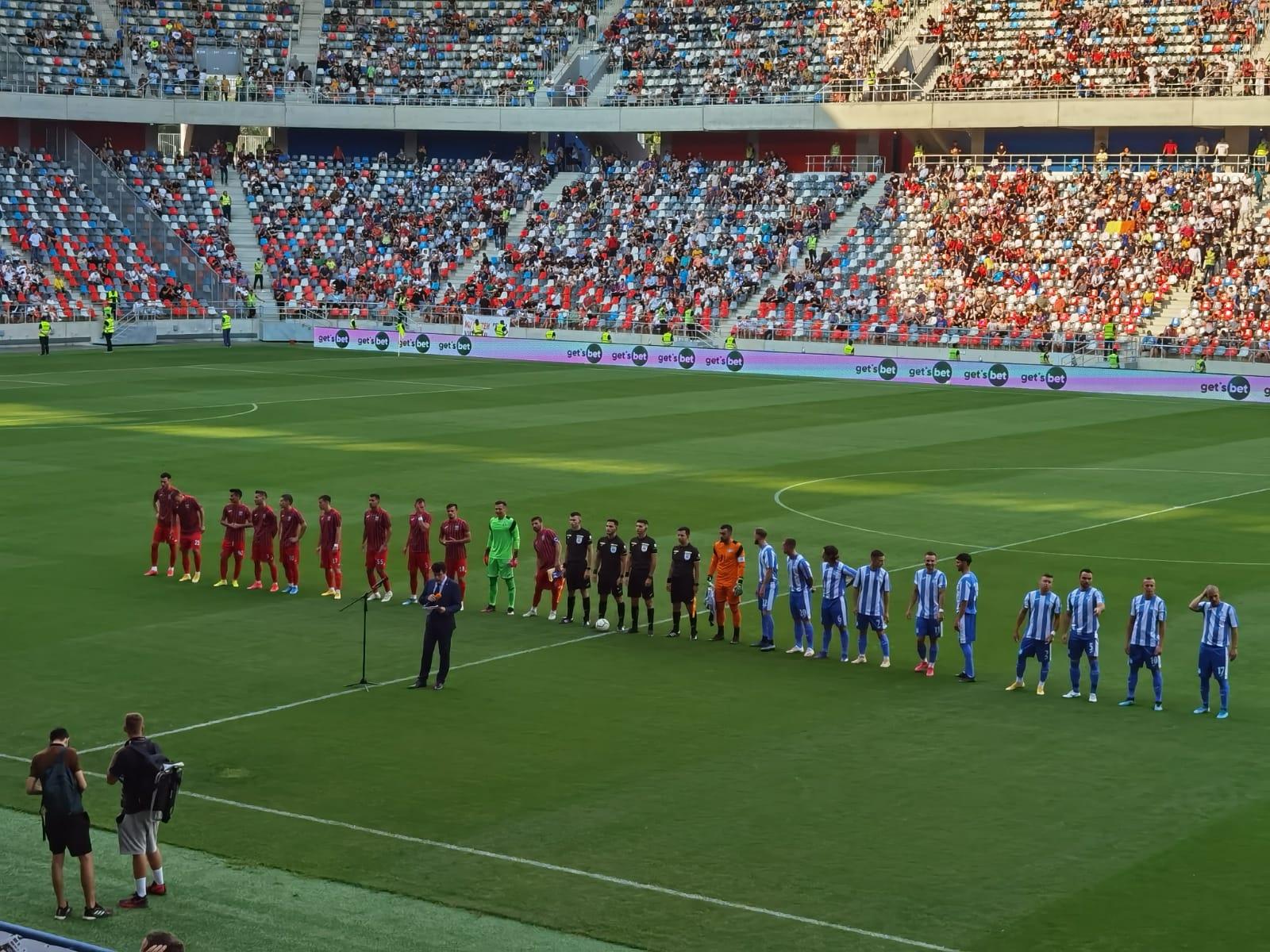 Steaua – OFK Belgrad
