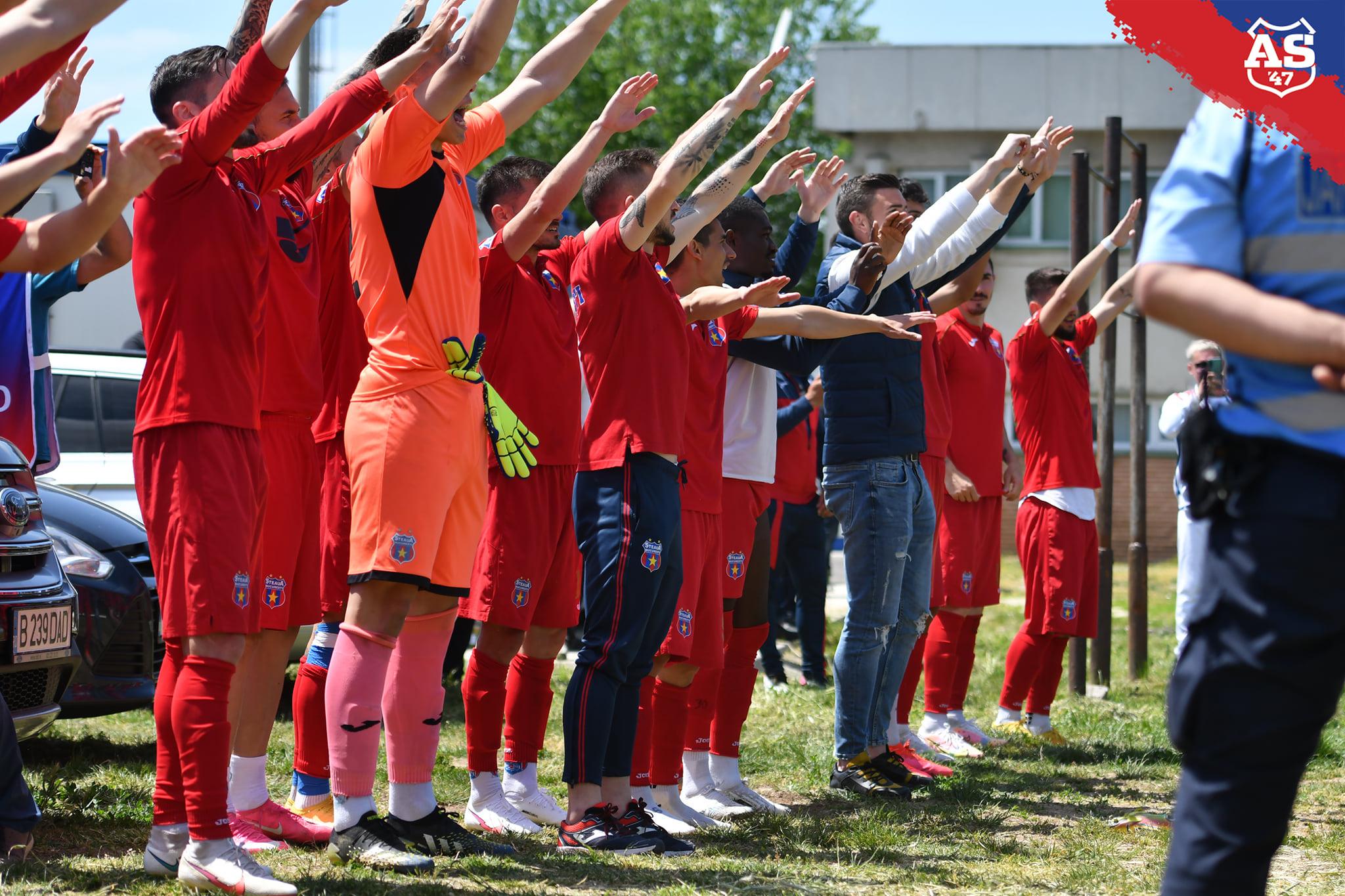 """Steaua, sursa foto- """"AS47″/Facebook"""