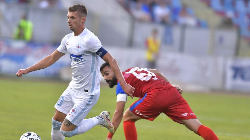 FC Botoșani – FCSB, Florin Tănase