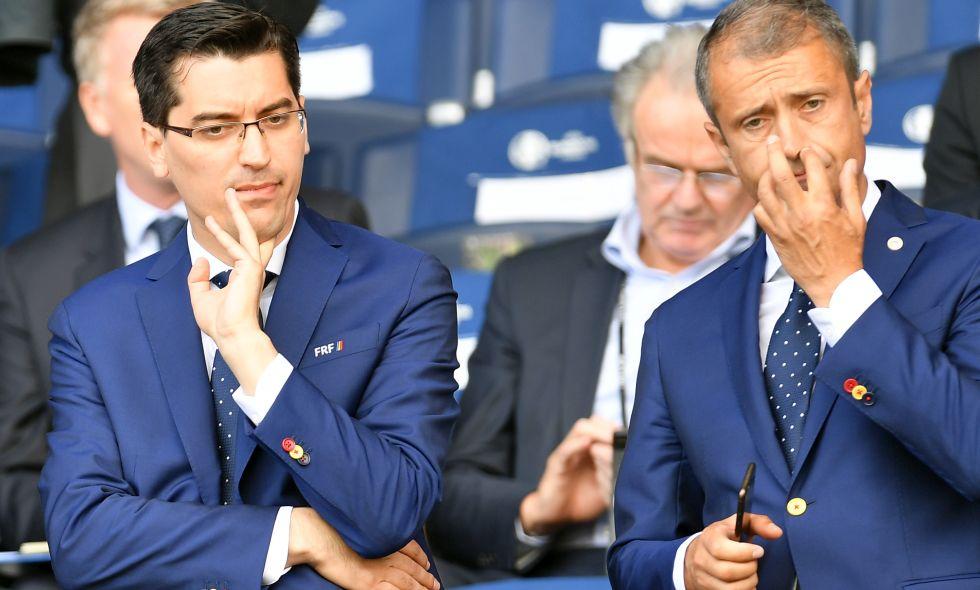 Răzvan Burleanu și GabrielBodescu