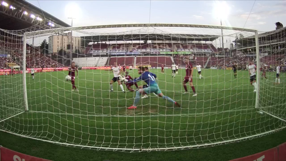 CFR Cluj – Lincoln 2-0