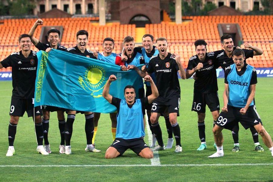 Shakhter Karagandy, echipa care a eliminat FCSB