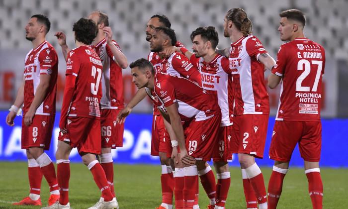 Dinamo s-a despărțit de trei jucători determinanți