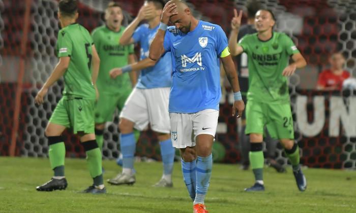 Dinamo a câștigat în fața celor de la FC Voluntari primul meci din noua ediție de campionat