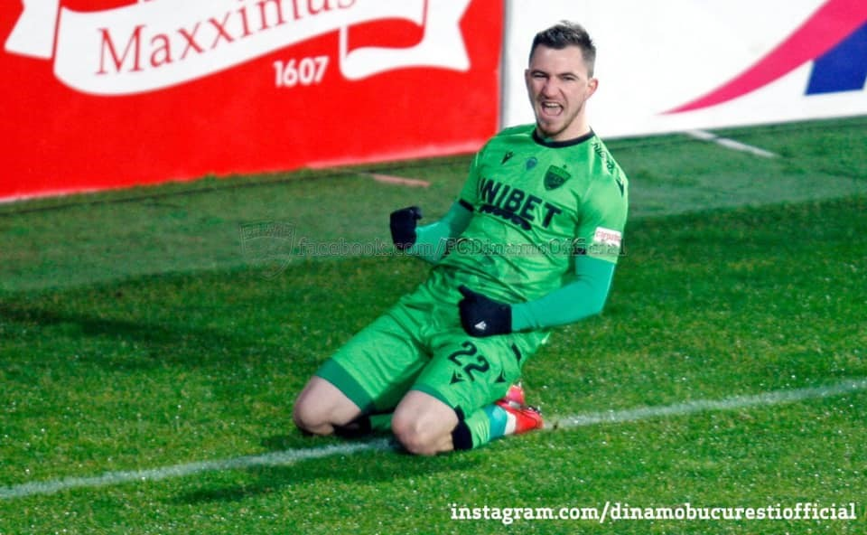Deian Sorescu, sursa foto: Dinamo/Facebook